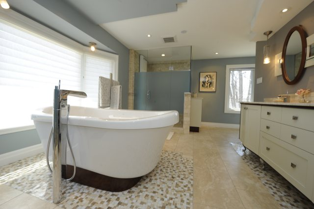 G r contracting inc bathroom renovations gallery for Bathroom decor london ontario