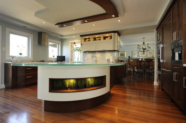 G r contracting inc kitchen renovations gallery for Kitchen gallery